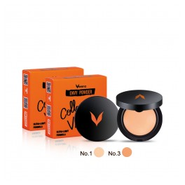 Verena Envy Powder (No.1+ No.3 ) 2 ตลับ
